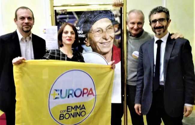 Europa con Emma Bonino