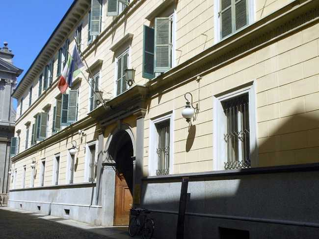 Novara sede Camera di Commercio