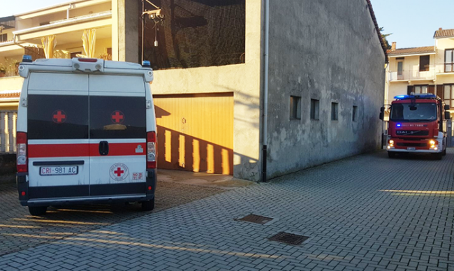 ambulanza vigili galliate gen 18