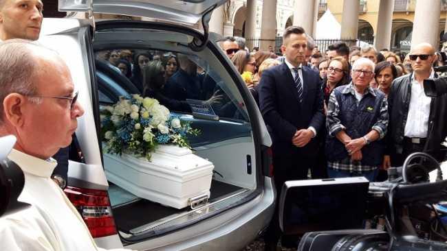 funerale leonardo
