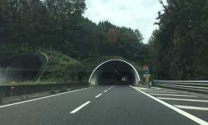 galleria autostrada