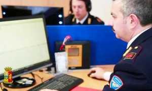 polizia scrivania denuncia