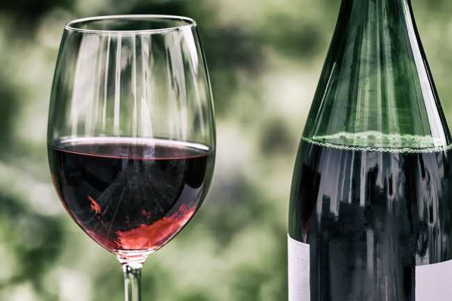 vino bottiglia