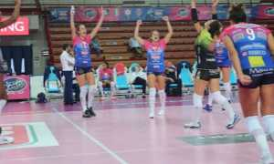 Igor volley partita