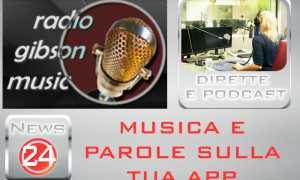 MUSICA parole radio gibson app