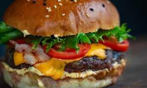 cibo hamburger