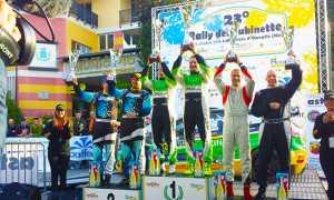 rally cafoni podio rubinetto